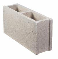 Blocchi cemento alleggerito